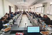The fifth meeting of the Energy and Environment Efficiency Project Steering Committee was held